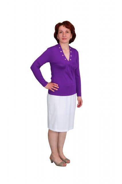 блузка жен С-40718 м706 - textil-ivanovo.ru