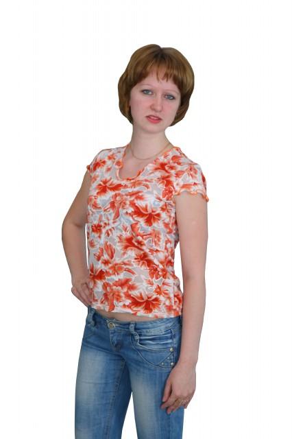 блузка жен С-40729 м778 - textil-ivanovo.ru
