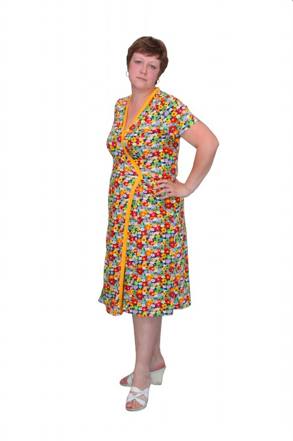 халат жен С-6227 м677 - textil-ivanovo.ru